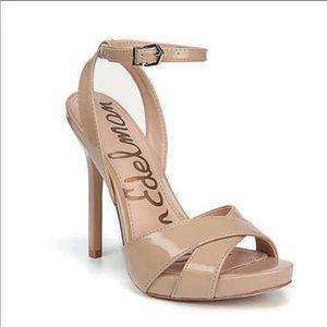SAM EDELMAN platform sandal
